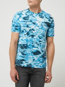 T-shirt Armani Exchange z krótkim rękawem z bawełny