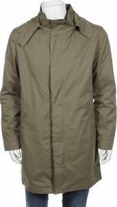 Zielona kurtka Minimum w stylu casual