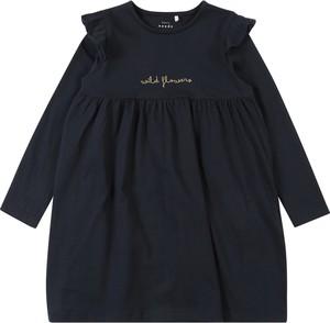 cbbb53a974 sukienki granatowe dla dziewczynek - stylowo i modnie z Allani