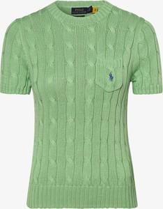 Bluzka POLO RALPH LAUREN z krótkim rękawem z dżerseju w stylu casual