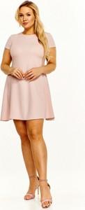 Sukienka Stylove z krótkim rękawem