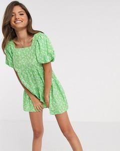 Zielona sukienka River Island