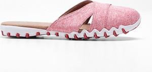1cd77d122c868 Czerwone buty damskie bonprix, kolekcja wiosna 2019
