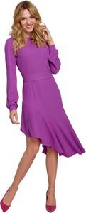 Sukienka Makover asymetryczna