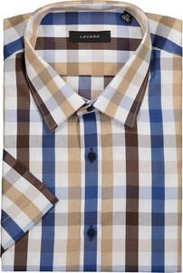 Koszula Lavard w stylu casual z klasycznym kołnierzykiem