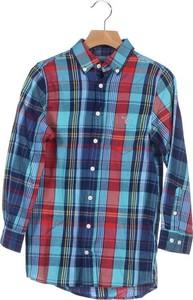 Koszula dziecięca Gant w krateczkę