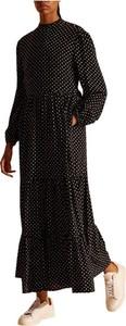 Sukienka Superdry z długim rękawem
