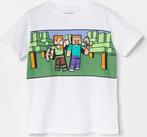 Koszulka dziecięca Reserved z krótkim rękawem