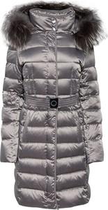 Płaszcz Lemotion w stylu casual