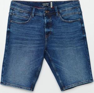 Spodenki Cropp z jeansu w stylu casual