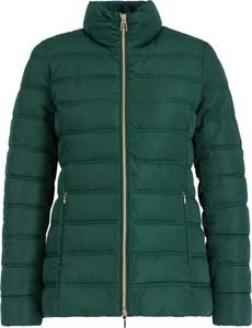 Zielona kurtka Geox w stylu casual