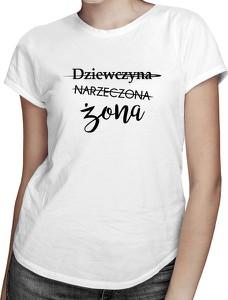 T-shirt Koszulkowy z krótkim rękawem z okrągłym dekoltem z bawełny