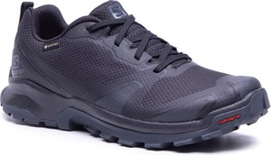 Buty sportowe Salomon sznurowane z goretexu