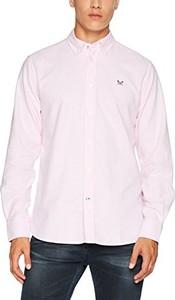 Różowa koszula Crew Clothing