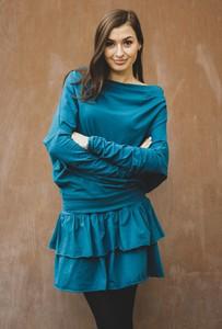 Spódnica Byinsomnia mini w młodzieżowym stylu