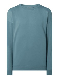 Niebieska bluza Urban Classics w stylu casual