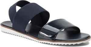 Granatowe sandały Jenny Fairy