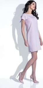 Sukienka Fobya trapezowa mini