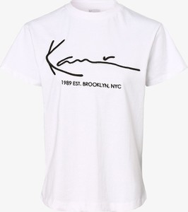 T-shirt Karl Kani z okrągłym dekoltem z krótkim rękawem