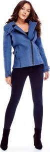 Niebieska kurtka TAGLESS