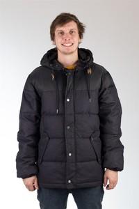 Granatowa kurtka Quiksilver w stylu casual