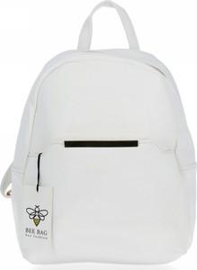 Plecak Bee Bag ze skóry ekologicznej