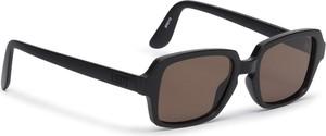 Okulary przeciwsłoneczne VANS - Breys Shades VN0A3I5VRPU1 Matte Blach/Brown