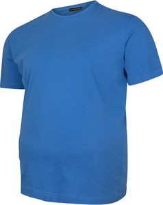 T-shirt Bigsize z jeansu