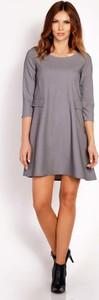 Sukienka Lou-Lou oversize z długim rękawem mini