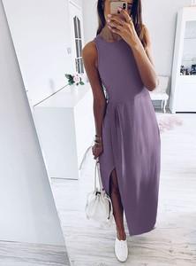 Sukienka Pakuten w stylu casual maxi