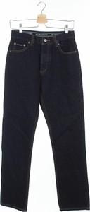 Granatowe jeansy Bruno Banani