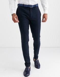 Spodnie Asos z wełny