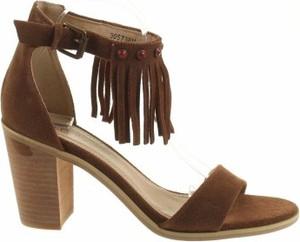 Sandały Ella Cruz