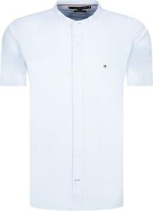 Koszula Tommy Hilfiger z krótkim rękawem