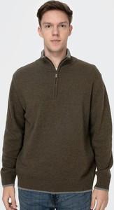 Sweter Lee Cooper z wełny w stylu casual