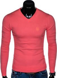 Sweter Ombre Clothing z bawełny w stylu casual