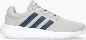 Buty sportowe Adidas z płaską podeszwą w sportowym stylu z zamszu