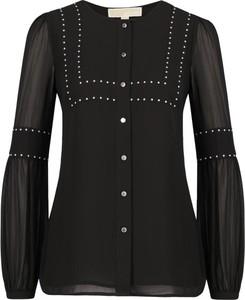 Czarna bluzka Michael Kors