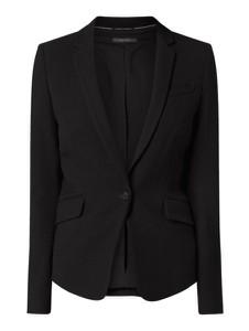 Czarna bluzka Esprit z dekoltem w kształcie litery v