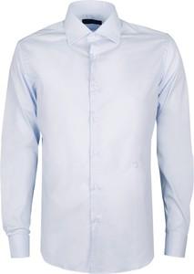 Koszula trussardi z długim rękawem