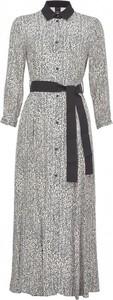 Sukienka Pinko maxi z dekoltem w kształcie litery v