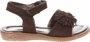 Brązowe buty dziecięce letnie Modo