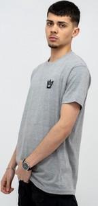 T-shirt Jigga Wear z bawełny z krótkim rękawem