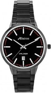 ZEGAREK MĘSKI ALBATROSS Challenger ABDC06 black