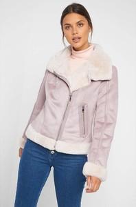 Różowa kurtka ORSAY krótka