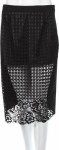 Czarna spódnica Angela Mele w młodzieżowym stylu