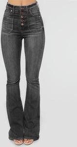 Jeansy Sandbella z jeansu w stylu casual