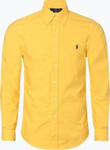 Koszula POLO RALPH LAUREN z kołnierzykiem button down w stylu casual z długim rękawem