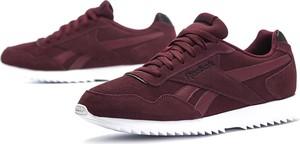 Czerwone buty sportowe Reebok