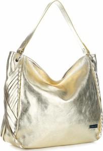 Beżowa torebka torbs